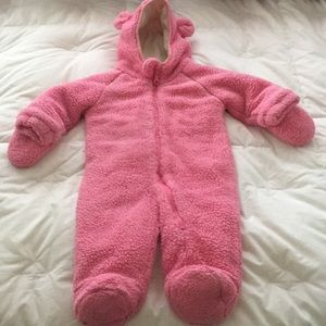Pink Falls Creek Baby  Winter Suit